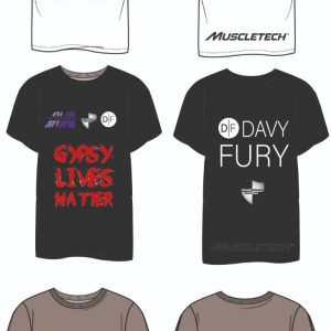 Dave Fury Fan Shirts