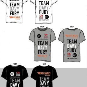 Davy Fury Tees